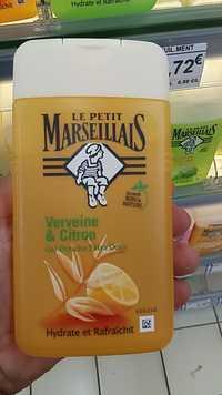 Le petit marseillais - Gel douche extra doux verveine et citron