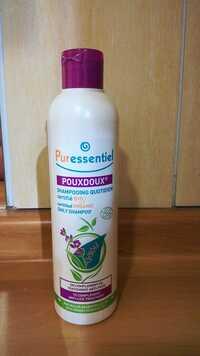 Puressentiel - PouxDoux shampooing quotidien bio - Anti-poux