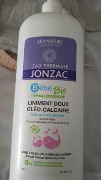 Eau Thermale Jonzac - Liniment doux oléo-calcaire bébé bio