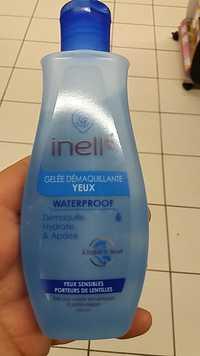 Inell - Gelée démaquillante Yeux Watterproof