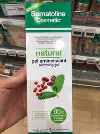 Somatoline Cosmetic - Natural - gel amincissant
