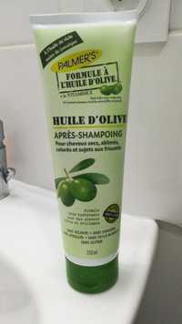 PALMER'S - Huile d'olive - Après shampoing pour cheveux