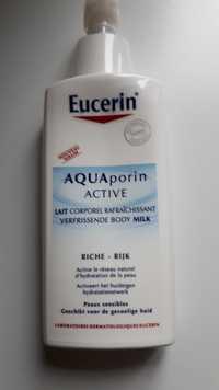 EUCERIN - Aquaporin active - Lait corporel rafraîchissant