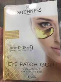 Patchness - Secret d'or n° 9 - Anti-cernes