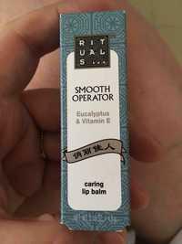 Rituals - Smooth operator - Caring lip balm