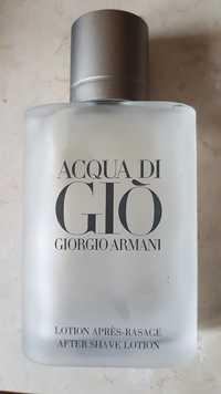 GIORGIO ARMANI - Acqua di Gio - Lotion après rasage