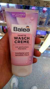 Balea - Sanfte wasch creme