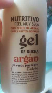 Deliplus - Nutritivo - Gel de ducha argan