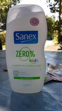 SANEX - Zero% - Kids body wash & foam bath
