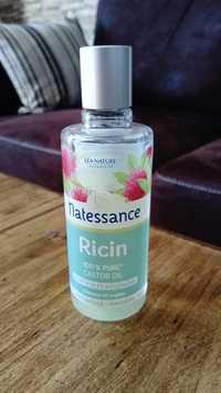 NATESSANCE - Ricin - 100% Pure castor oil cheveux et ongles