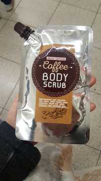 MAXBRANDS - Coffee - Body scrub