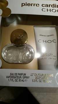 Pierre Cardin - Choc - Eau de parfum et Lotion pour le corps