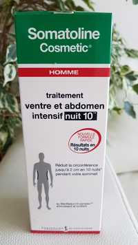 Somatoline Cosmetic - Homme - Traitement ventre et abdomen intensif nuit 10