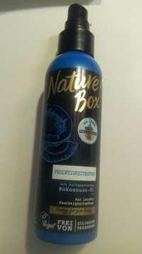 Nature Box - Feuchtigkeitsspray - Kokosnuss-öl