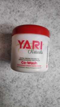 YARI NATURALS - Co-wash - Cleansing cream conditioner
