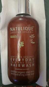 NATULIQUE - Everyday hair and scalp hairwash
