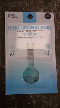 Primark - Hyaluronic acid - Masque tissu