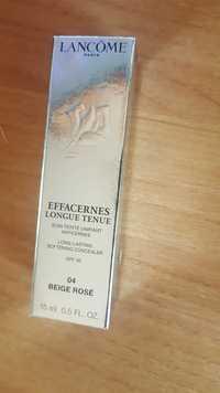 Lancôme - Effacernes - Soin teinté unifiant 04 beige rosé