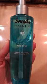 DOUGLAS - Make-up remover micellar water face & eyes