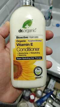 DR. ORGANIC - Vitamine E - Conditioner