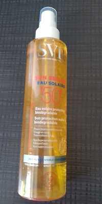 SVR LABORATOIRE DERMATOLOGIQUE - Sun secure - Eau solaire protectrice SPF50+
