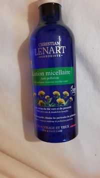 CHRISTIAN LÉNART - Lotion micellaire anti-pollution