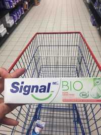 SIGNAL - Bio - Dentifrice soin gencives