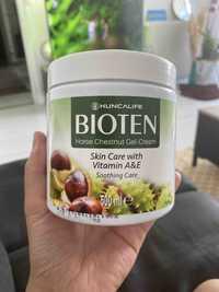 BIOTEN - Horse chestnut gel-cream skin care