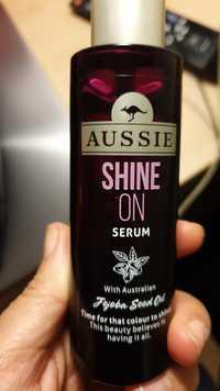 AUSSIE - Shine on - Sérum