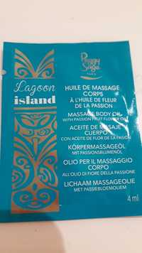 Peggy Sage - Lagoon Island - Huile de massage corps