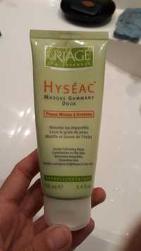 Uriage - Hyséac - Masque gommant doux