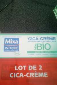 MIXA - Bio intensif peaux sèches - Cica-crème nourrissante réparatrice