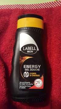 LABELL - Men - Gel douche energy 2 en 1