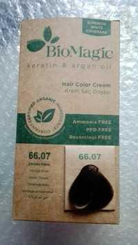 BIOMAGIC - Keratin & argan oil - Hair color cream 66.07