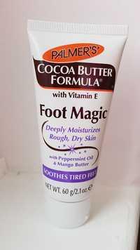 PALMER'S - Cocoa butter formula - Foot Magic