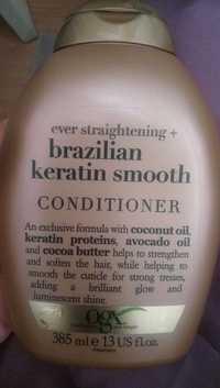 OGX - Brazilian keratin smooth - Conditioner