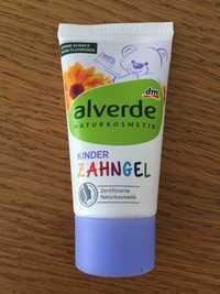 ALVERDE - Kinder Zahngel