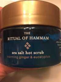 RITUALS - The ritual of hamman - Sea salt hot scrub