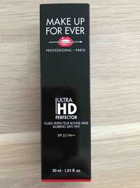 Make up for ever - Ultra HD perfector - Fluide perfecteur bonne mine SPF 25 PA++