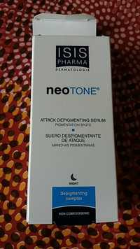 Isis Pharma - Noetone - Attack depigmenting serum night