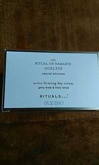 Rituals - The Ritual of Namasté Ageless - Active firming day cream