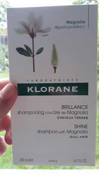 KLORANE - Brillance - Shampooing à la cire de Mangolia