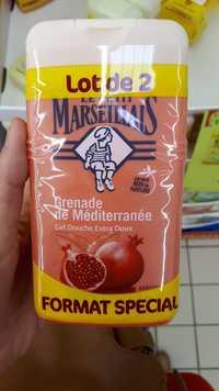 Le petit marseillais - Grenade de méditerranée - Gel douche extra doux