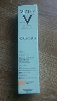 VICHY - Normaderm - BB clear crème unifiante correctrice - Teinte claire SPF16