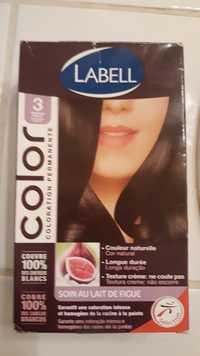 LABELL - Color - Soin au lait de figue