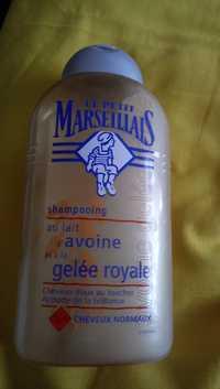 Le petit marseillais - Shampooing au lait d'avoine et à la gelée royale