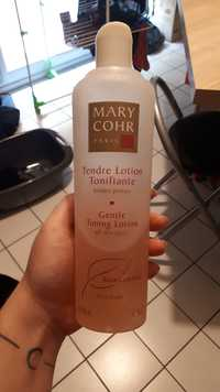 MARY COHR - Tendre lotion tonifiante