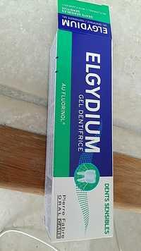 PIERRE FABRE - Elgydium - Gel dentifrice au fluorinol