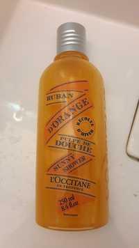 L'OCCITANE - Ruban d'orange - Pulpe de douche