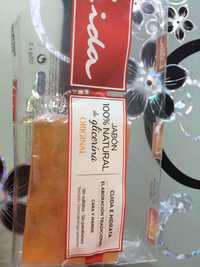 LIDA - Original - Jabón 100% natural de glicerina